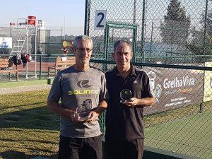 Emanuel Cadório finalista do Torneio de Outono em Corroios