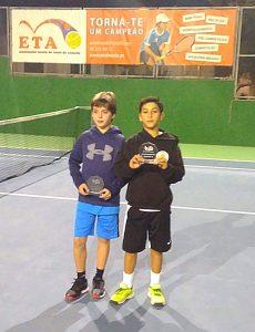 Read more about the article Tiago Valentim vence torneio sub 14 em Almada