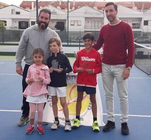 Alice Oliveira, Salvador Miranda e Tiago Bemposta vencem 3ª Etapa Mini ATS