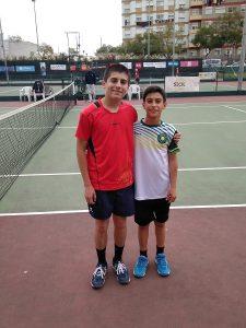 Tiago Valentim alcança 3 Títulos de Vice-Campeão Regional Sub-14