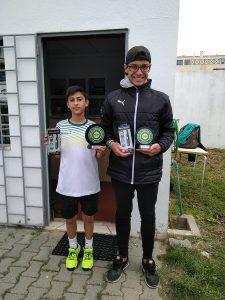 Tiago Valentim vence Torneio Jovem Montijo
