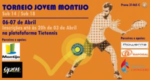 Torneio Jovem Montijo / Sub 14 e Sub 18 / 06 – 07 de Abril
