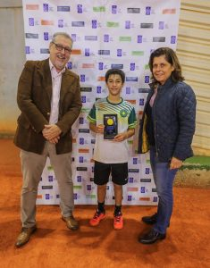 Read more about the article Tiago Valentim vence Torneio de Natal no Estoril