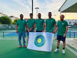 Read more about the article Equipa Sénior é Vice Campeã Regional 2020-21
