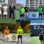 Torneio Montijo – Torneio Oficial FPT  Veteranos, nos escalões de +35, +45 e + 55, nível C