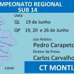 Campeonato Regional SUB 14