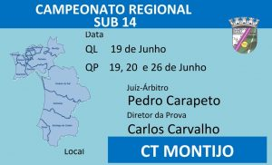 Read more about the article Campeonato Regional SUB 14
